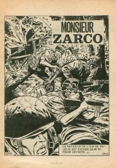 Extrait de Garry (Impéria) (2e série - 190 à 456) -249- Monsieur Zarco