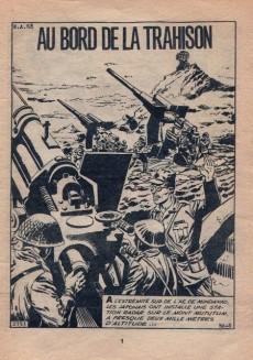 Extrait de Garry (Impéria) (2e série - 190 à 456) -356- Au bord de la trahison