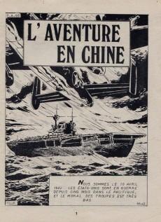 Extrait de Garry (Impéria) (2e série - 190 à 456) -412- L'aventure en Chine