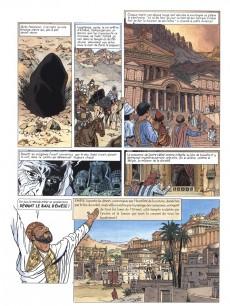 Extrait de La dernière Prophétie -2- Les dames d'Emèse