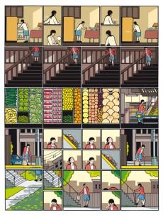 Extrait de Building Stories