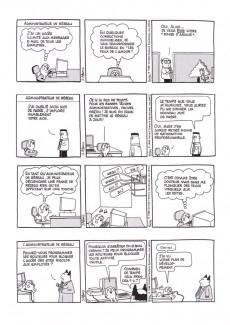 Extrait de Dilbert (Albin Michel) -7- Réunissons-nous pour supprimer les réunions