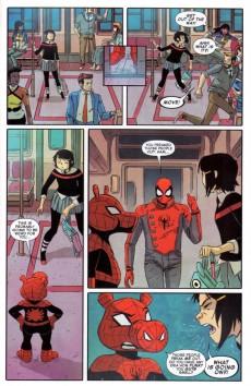 Extrait de Edge of Spider-Verse (2014) -5- SP//dr