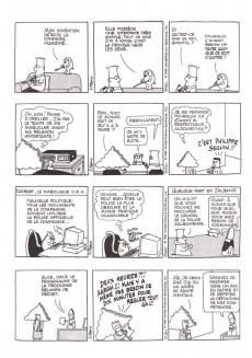 Extrait de Dilbert (Albin Michel) -8- Honni soit qui stock-option