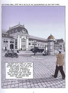 Extrait de Apprenti / Ouvrier -3- Ouvrier - Mémoires sous l'occupation Vol.2