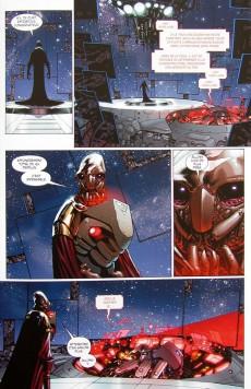 Extrait de Avengers (Marvel Now!) -2- Le dernier instant blanc