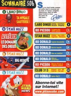Extrait de Picsou Magazine -506- Picsou Magazine n° 506