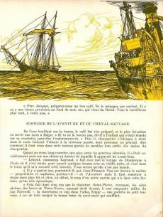 Extrait de (AUT) Joubert - Les Voyages d'Edgar - Le Pays de la mer