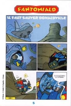 Extrait de Les héros de Donaldville -8- Fantomiald