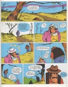 Extrait de Philémon -12a1982- Le chat à neuf queues