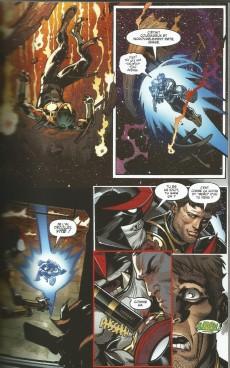 Extrait de Nova (Marvel Now!) -1- Origines