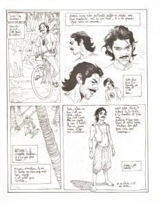 Extrait de Leela et Krishna -1- Tome I