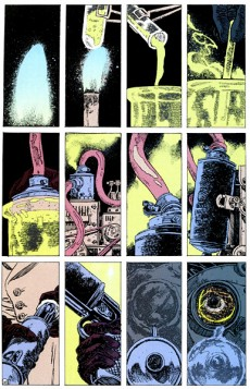 Extrait de Sandman Mystery Theatre (1993) -2- The Tarentula: Act Two