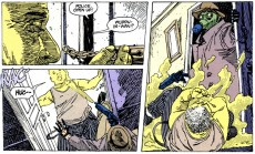 Extrait de Sandman Mystery Theatre (1993) -3- The Tarantula: Act Three