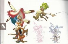 Extrait de (AUT) Crisse -10TL2- Characters designers