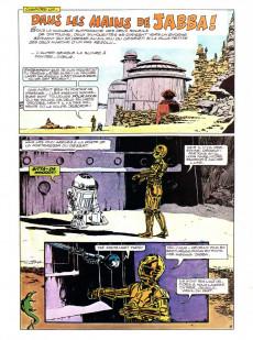Extrait de Top BD -3- Le retour du Jedi