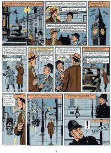 Extrait de Blake et Mortimer (Les Aventures de) -6c2005- La Marque Jaune