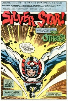 Extrait de Silver Star (1983) -3- Homo Geneticus Meets the Others
