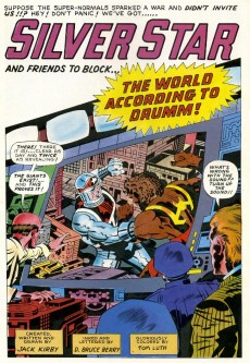 Extrait de Silver Star (1983) -5- The World according to Drumm