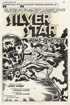 Extrait de Silver Star (1983) -INT- Silver Star: Graphite Edition