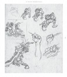 Extrait de (AUT) Franquin -1b- Franquin / Jijé