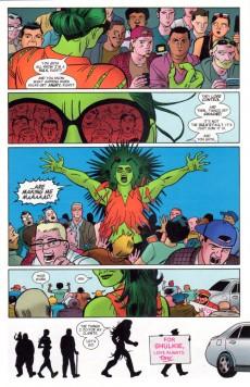 Extrait de She-Hulk (2014) -8- The Good Old Days, Part 1