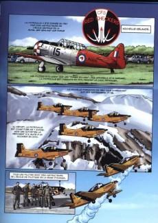 Extrait de Patrouilles aériennes acrobatiques -3- Volume 3