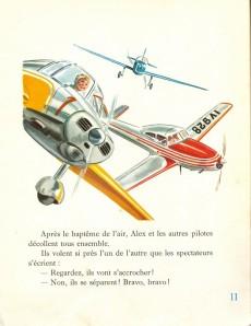 Extrait de (AUT) Funcken -b- Le petit aviateur