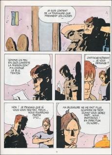 Extrait de Les scorpions du Désert (Nouvelle édition) -4- Conversation mondaine à Moulhoule
