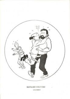 Extrait de Tintin - Pastiches, parodies & pirates - Les Aventures sexuelles d'un jeune reporter