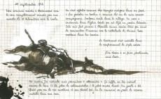 Extrait de Les godillots -HS1- 14-18 - Les Carnets de Guerre d'Arsène