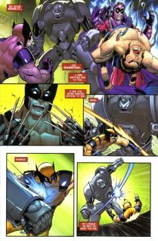 Extrait de Death of Wolverine: Life After Logan (2015) -1- Issue 1