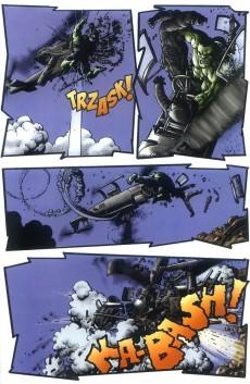 Extrait de Hulk (100% Marvel) -2- Banner