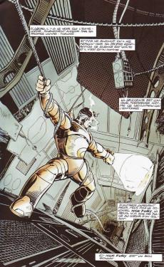 Extrait de Privilège Semic (Collection par souscription) -2- Nick Fury vs. SHIELD