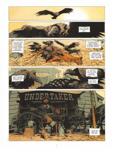 Extrait de Undertaker -1- Le Mangeur d'or