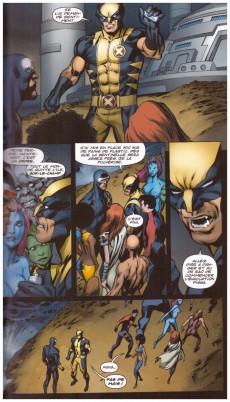 Extrait de X-Men : Schism - Schism