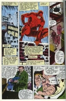Extrait de Privilège Semic (Collection par souscription) -7- Daredevil - La chute du Caïd