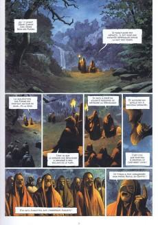 Extrait de Alix Senator -3TL- La Conjuration des rapaces