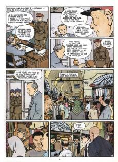 Extrait de Max Fridman (Les aventures de) -2a- La porte d'orient