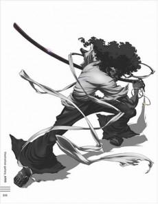 Extrait de Afro Samurai - Maniaxxx!!!