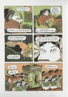 Extrait de Les contes du Marylène -2- Cixtite impératrice