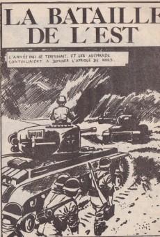 Extrait de Amarante (collection) -6- La Bataille de l'Est