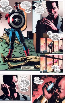 Extrait de Captain America & the Mighty Avengers (2015) -1- We Take Care Of Our Own