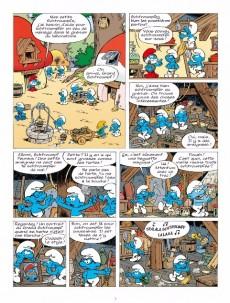 Extrait de Les schtroumpfs -33- Schtroumpf le héros