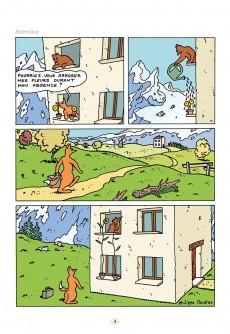 Extrait de L'ours Barnabé (Boîte à bulles) -15- Un monde parfait