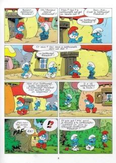 Extrait de Les schtroumpfs - Schtroumpferies -3a2004- Schtroumpferies - 3