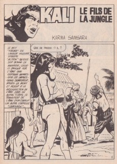 Extrait de Zora -21- Karma Samsara