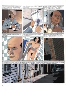 Extrait de Jessica Blandy -12a2001- Comme un trou dans la tête