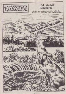 Extrait de Yataca (Fils-du-Soleil) -186- La vallée maudite