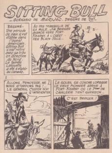 Extrait de Sitting Bull, le Napoléon rouge -7- La horde aux abois